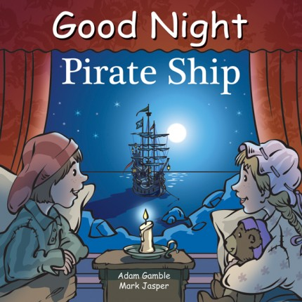 GN Pirate Ship Cover
